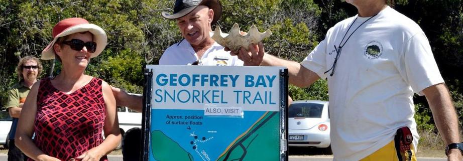 Snorkel Trail Launch 2012.