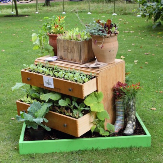 Cupboard Planter
