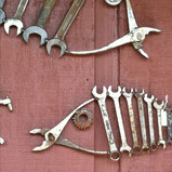 Old Tool Fish