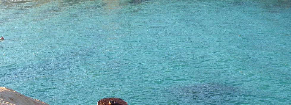 Where Boulders Meet The Ocean.
