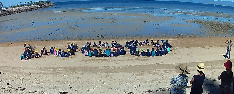 World Oceans Day, Nelly Bay 2017.