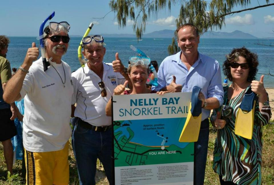 Snorkel Trail Launch 2012.