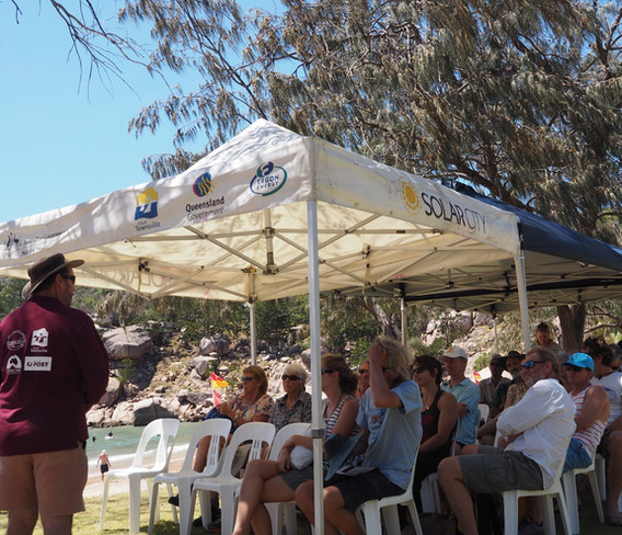 Natural Areas Rehabilitation Workshop, Alma Bay.