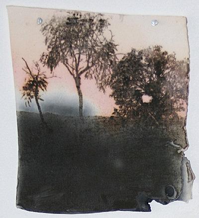 Bushfires Burning