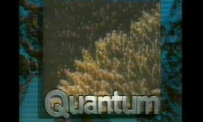 Mass Coral Spawning 1992 Eureka Prize, ABC Quantum.