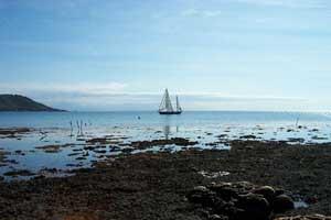 Scenic Magnetic Island views.