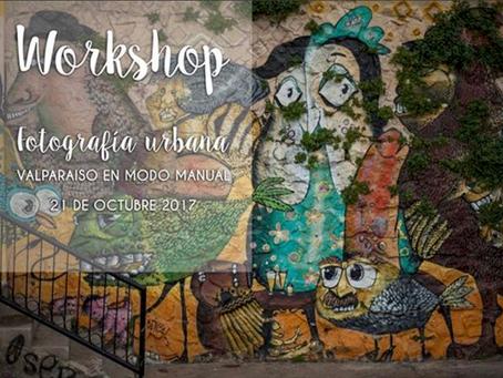 Todo un éxito fue el workshop Valparaiso en modo manual