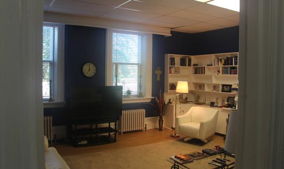 1st floor common TV/Living room