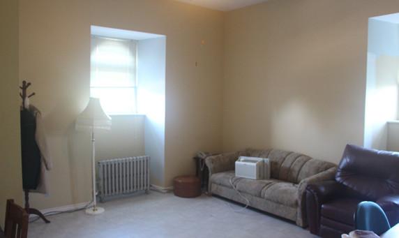 3rd floor priest's sitting room