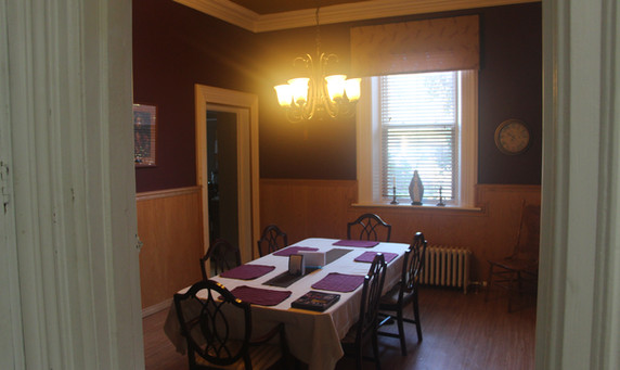1st floor common dining room