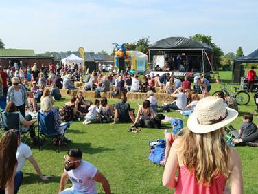 Framlingham Gala Fest Live Music Night 0