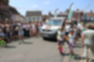 Find out how you can take part in the Framlingham Gala Fest weekend fun