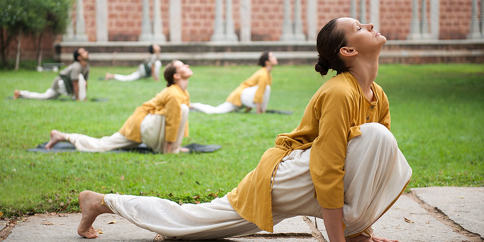 Surya Kriya Practice Session