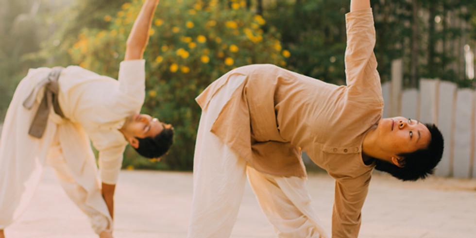 Yogasanas Refresher