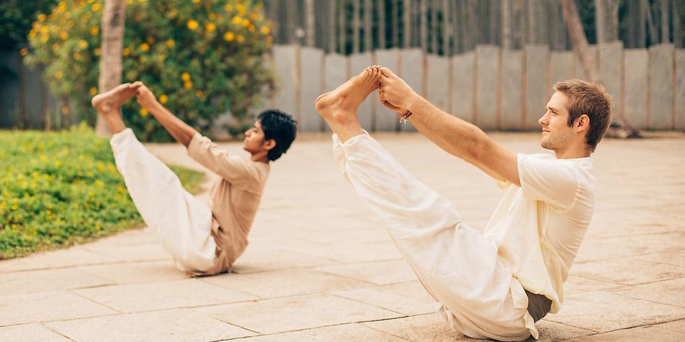Angamardana ~ The ultimate yogic workout