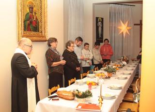 """Spotkanie opłatkowe Zespołu """"Caritas"""""""