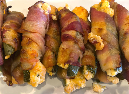 Bacon Lover's Jalapeno Delights