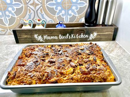 Praline Pumpkin French Toast
