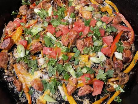 One-Pan Cajun Skillet Dinner