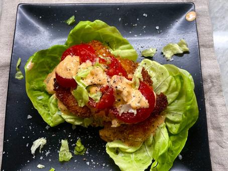 Spicy Chicken Katsu