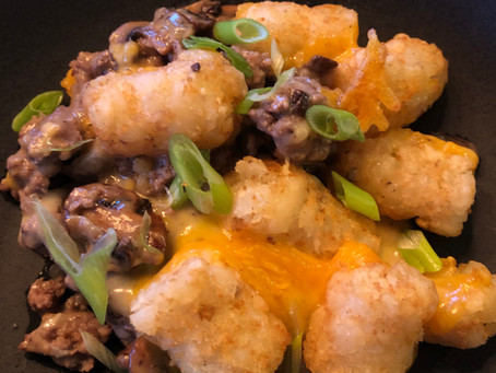 Savory Beefy Mushroom Casserole (AKA Best Darned Casserole)