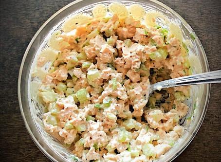 The Very Versatile Chicken Salad