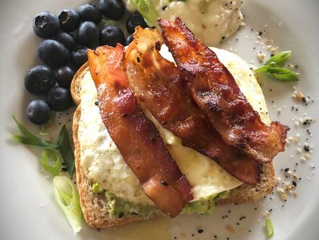 Sunday Funday Brunch with Avocado Toasts