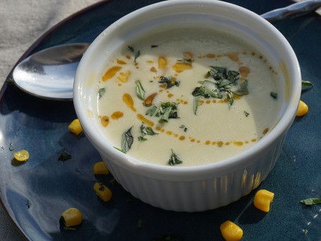Most delightful Summer Corn Soup