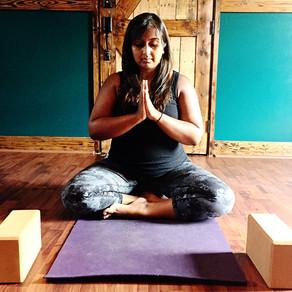 Why I Say Namaste.