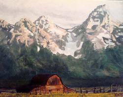 Teton Cabin