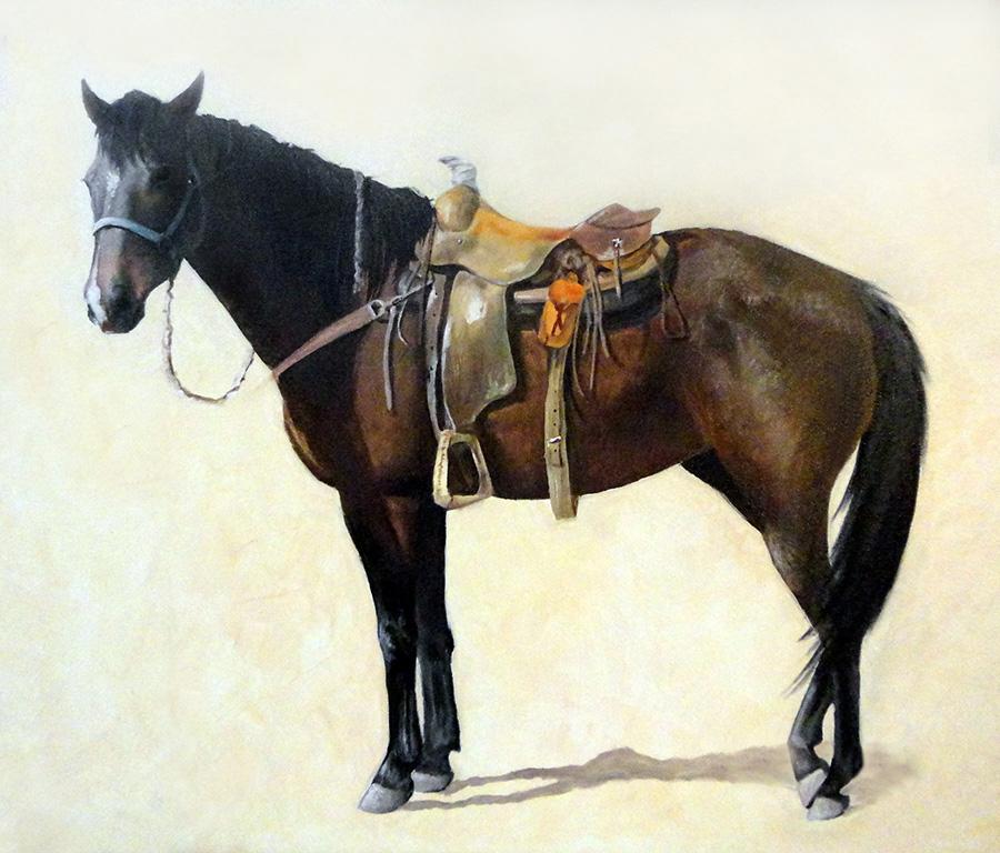 Mesquite Horse