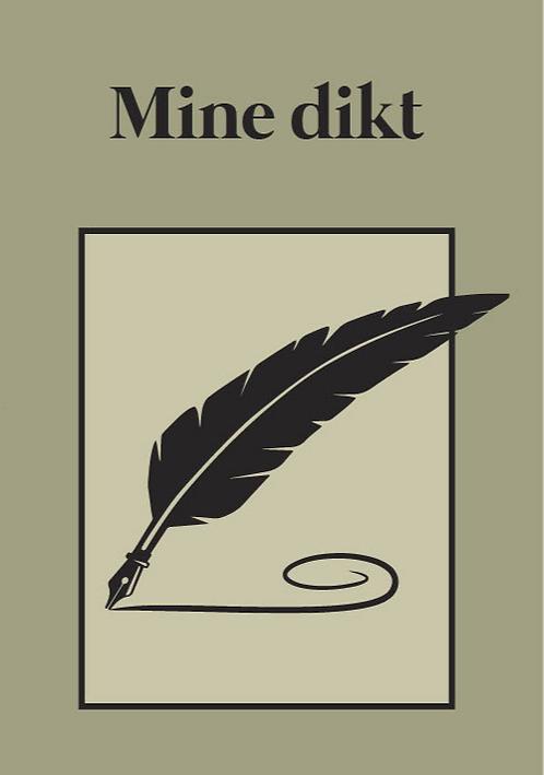 Mine Dikt- notatbok