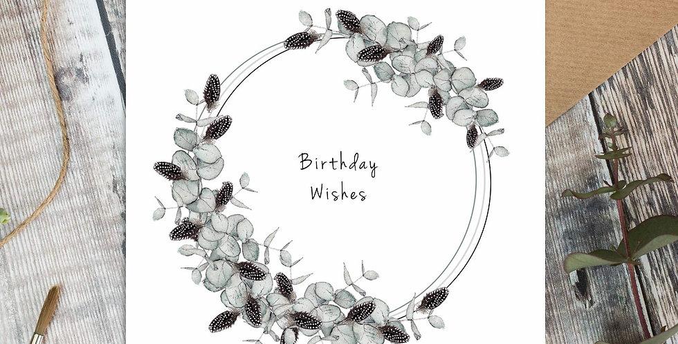 """Birthday Wishes"""