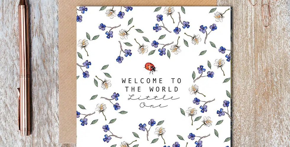 """""""Welcome To The World"""""""