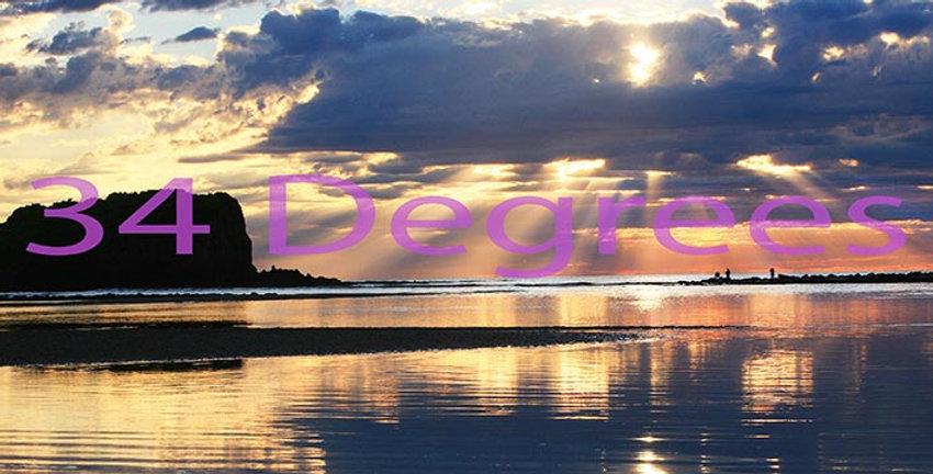Print - Sunrise over Minnamurra