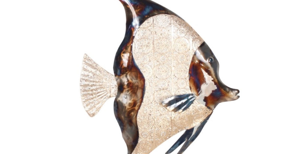 Metal Angel Fish