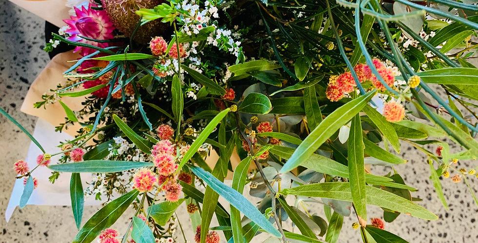 AUTUMN FLOWERS --  EXTRA LARGE