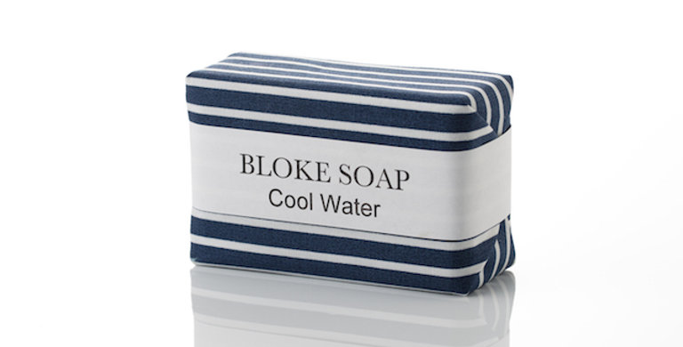 BLOKE SOAP COOL WATER