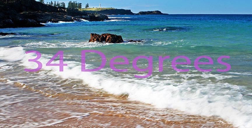 Print - Kendall's Beach