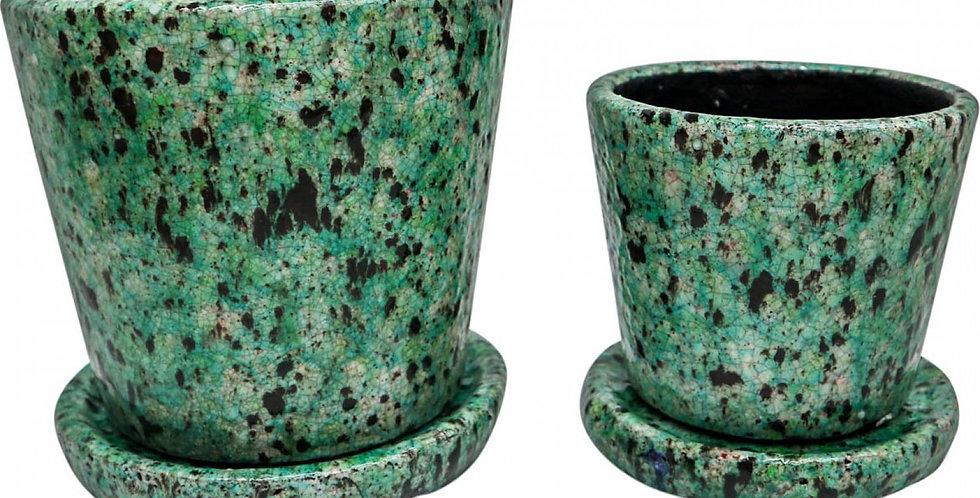 Mottle Ceramic Pots