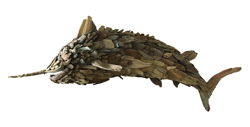 Driftwood Marlin - Extra Large