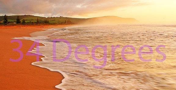 Print - Sunrise At Werri Beach