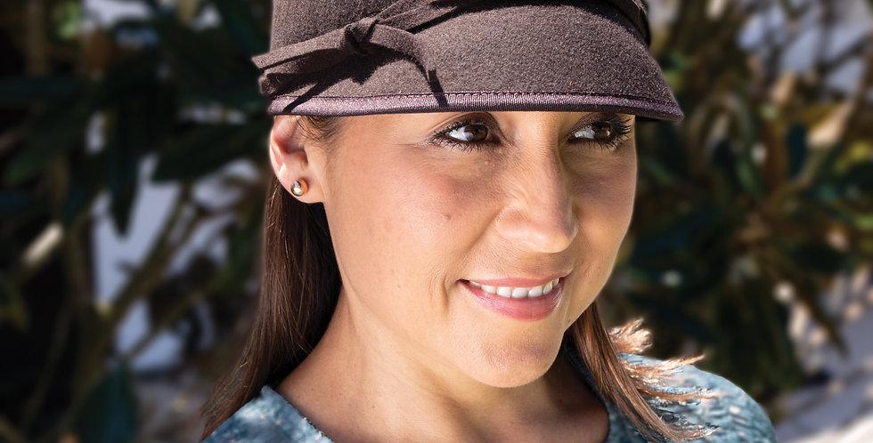 RACQUEL COCO RIDER FELT HAT