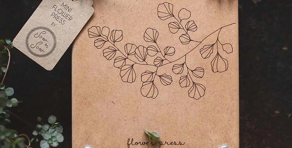 FLOWER PRESS MINI -- FERN