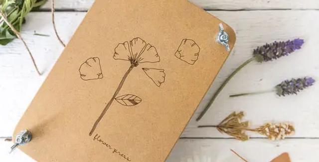 FLOWER PRESS -- POPPY