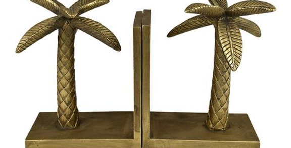 Palm Tree Book Ends