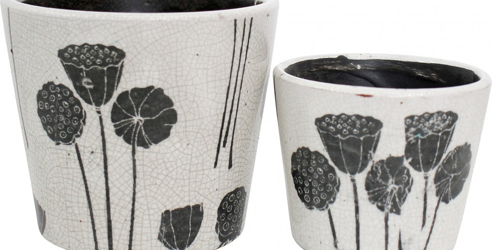 Ceramic Pots Pods
