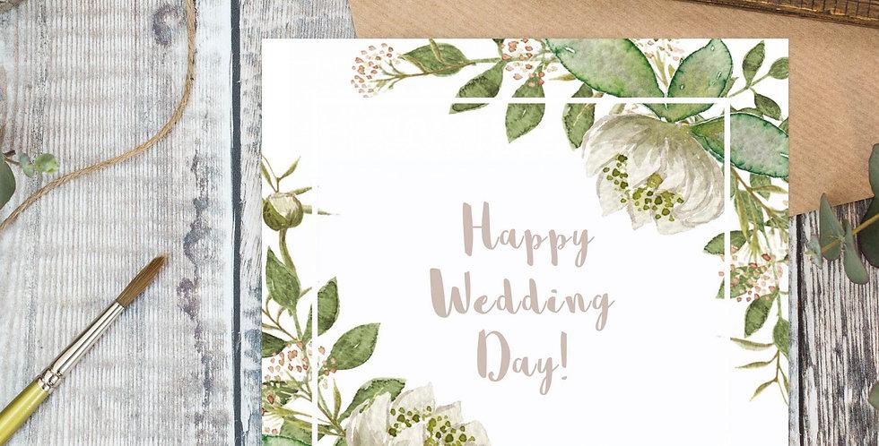 """Happy Wedding Day"""