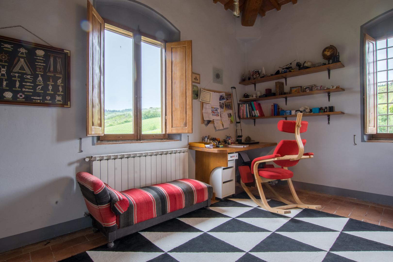 11 casa vacanz montespertoli