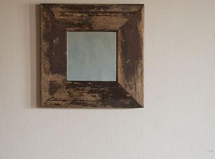 specchio artigianale